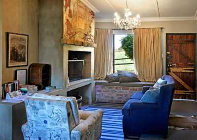 Courchevel Cottage Lounge