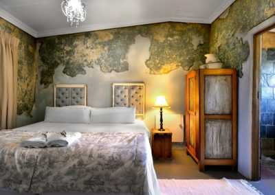 Courchevel Cottage Bedroom
