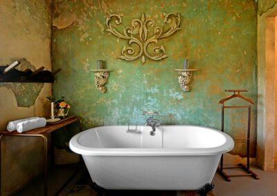 Courchevel Cottage Bathroom
