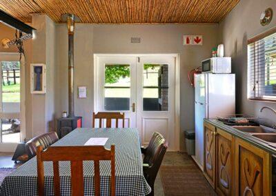 Die Ou Stal Dining room