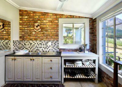 Pinotage kitchen