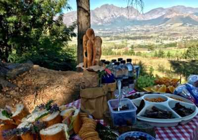 Horse Ride Picnic Lunch